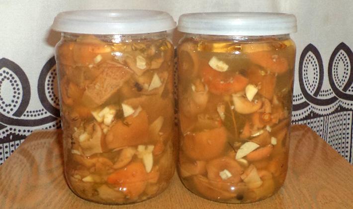 Приготовление рыжиков в домашних условиях. заготовки грибов на зиму   дачная жизнь