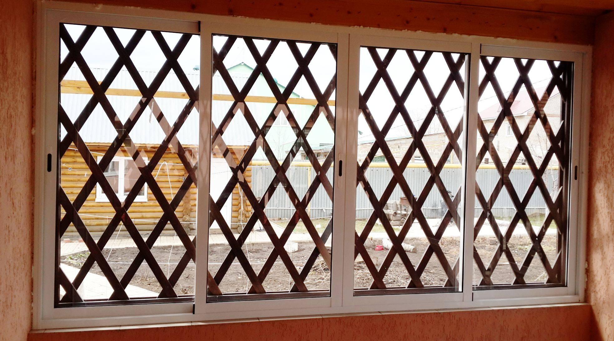 Ставни на окна: разнообразие видов и идеи оформления