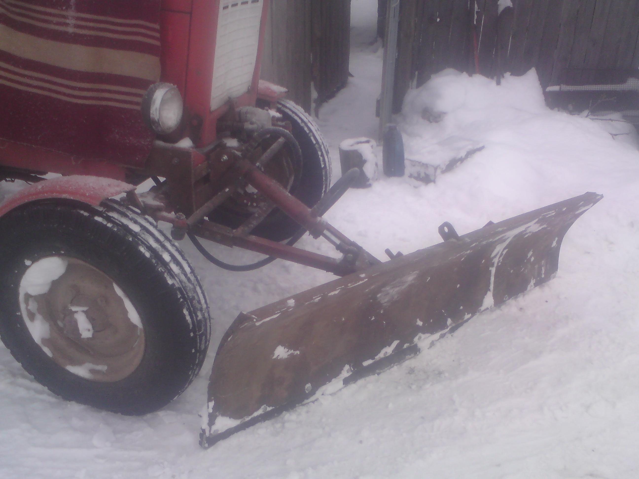 Снегоуборщик своими руками: самодельные машины для чистки снега, видео