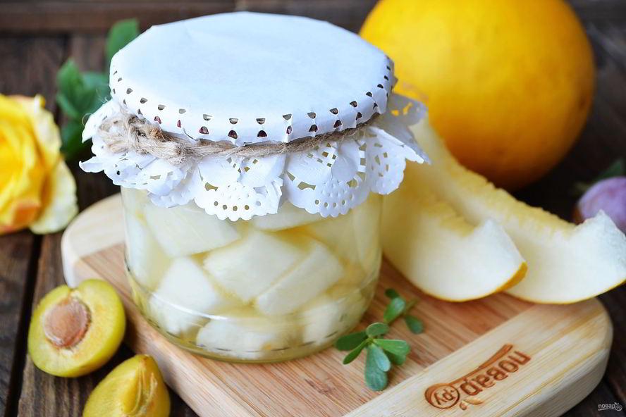 Дыня на зиму в банках как ананас: рецепты консервирования с фото. маринованная дыня на зиму – экспериментируем со вкусами