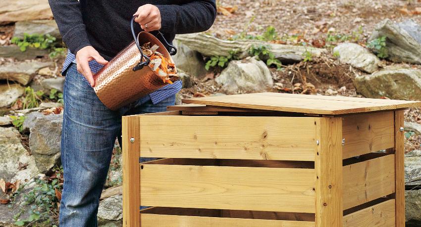 Как сделать компост на даче самостоятельно