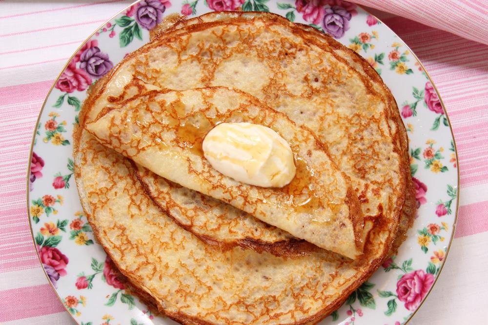 Тонкие блины на молоке с дырочками - 10 самых вкусных и простых рецептов