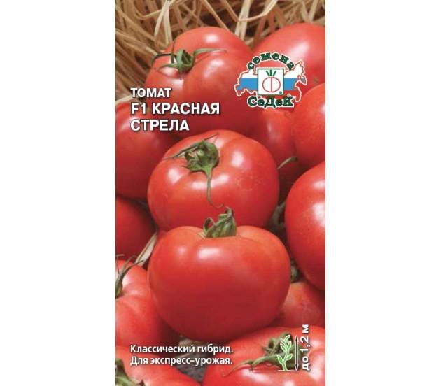 Томат красная стрела характеристика и описание сорта - сад и огород
