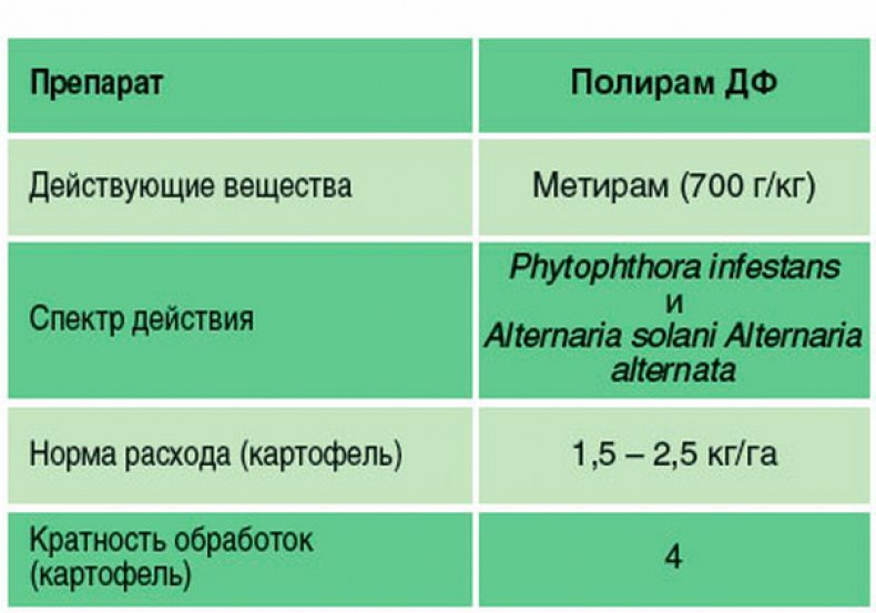 Полирам: подробная инструкция по применению, аналоги и меры предосторожности