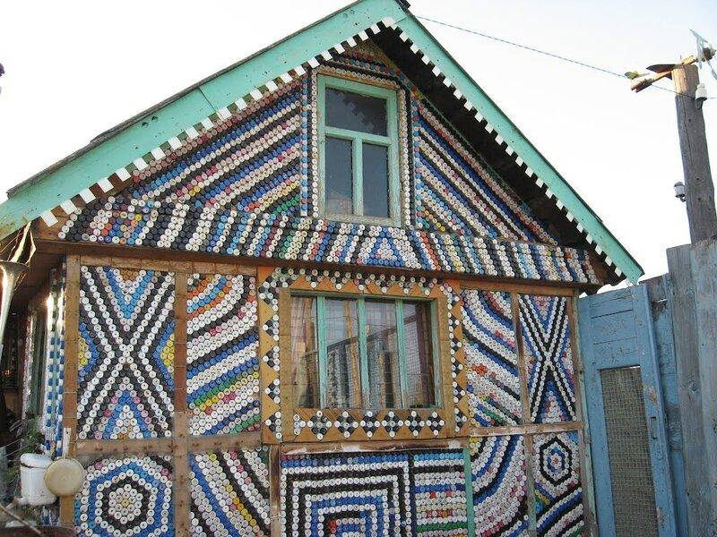 Новогоднее оформление фасадов - лучшие фасады частных домов