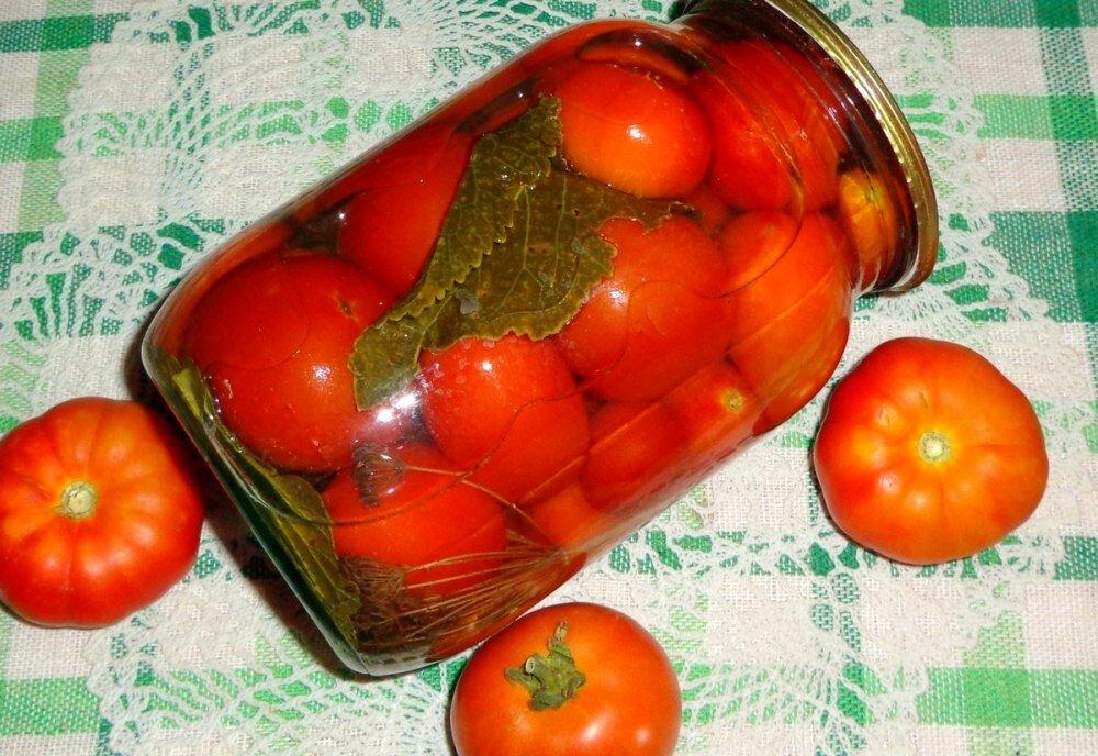 Помидоры на зиму в банках - 17 фото рецепта заготовки помидор