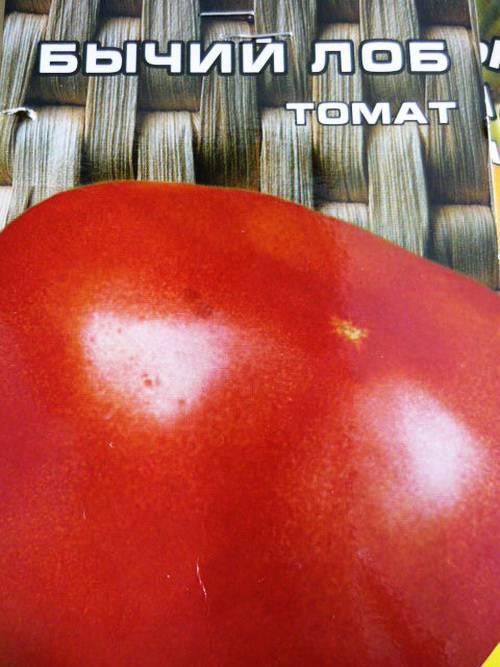 Томат бычий глаз: характеристика и описание сорта с фото