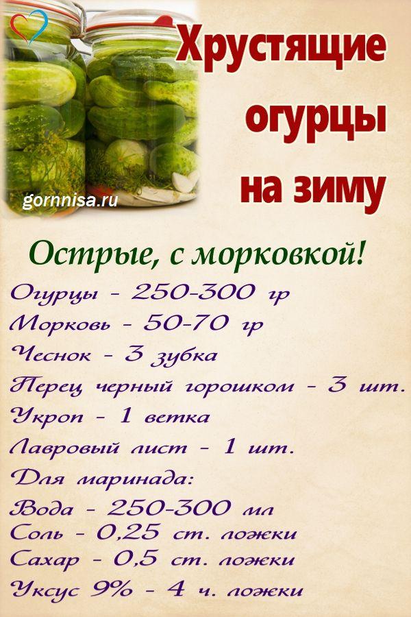 Зимний салат из огурцов – простые рецепты заготовки вкусной закуски на зиму без стерилизации