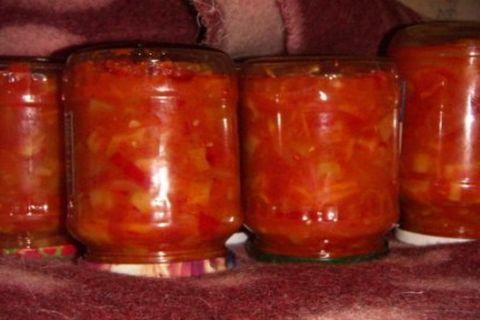 «анкл бенс» из кабачков на зиму с томатной пастой: 7 рецептов пальчики оближешь