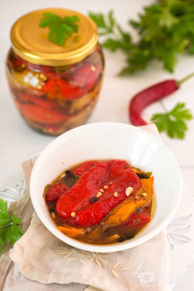 Болгарский перец на зиму: рецепты заготовок в домашних условиях