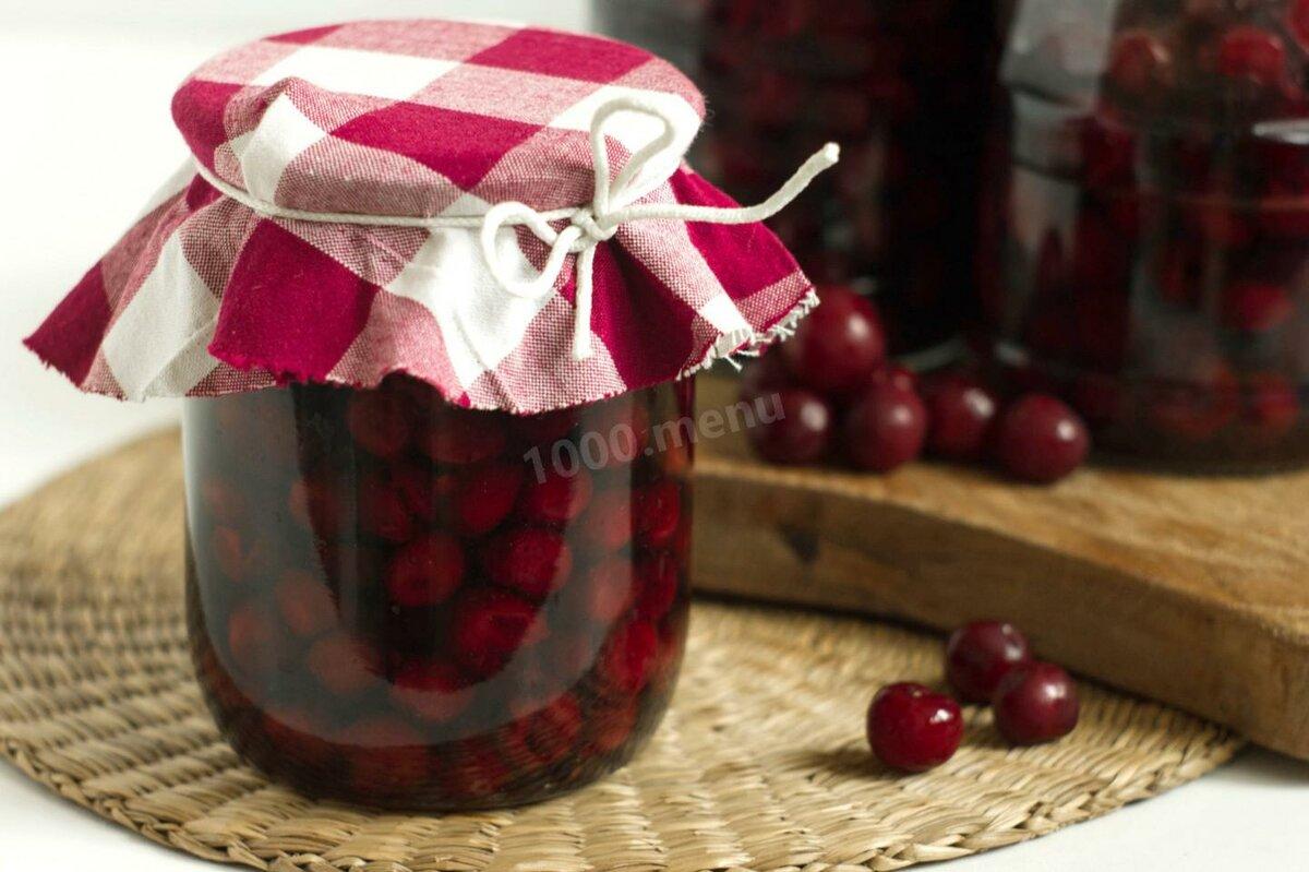 Варенье из вишни без косточек — 11 простых рецептов на зиму