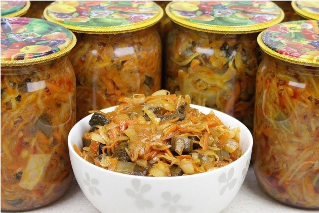 Лучшие рецепты приготовления солянки с грибами на зиму и хранение заготовок