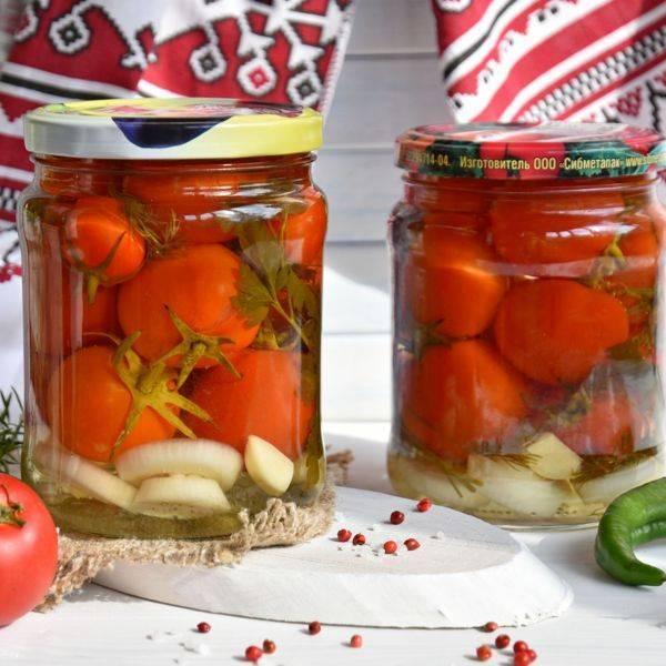 Помидоры по-польски на зиму: рецепты, особенности приготовления - onwomen.ru