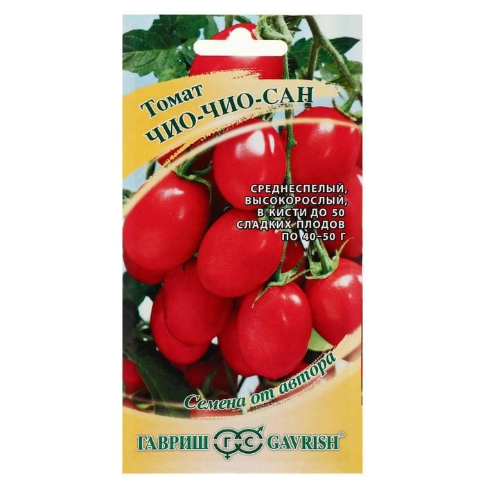 Как вырастить помидоры чио-чио-сан