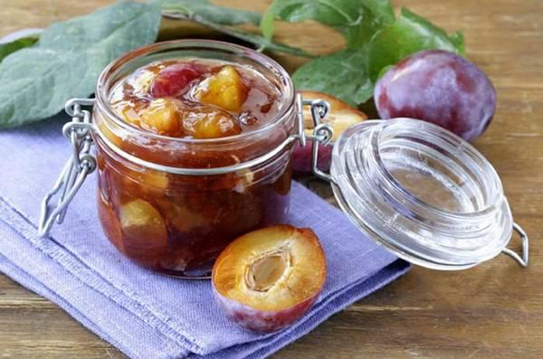 Варенье из сливы без косточек на зиму - простые рецепты варенья