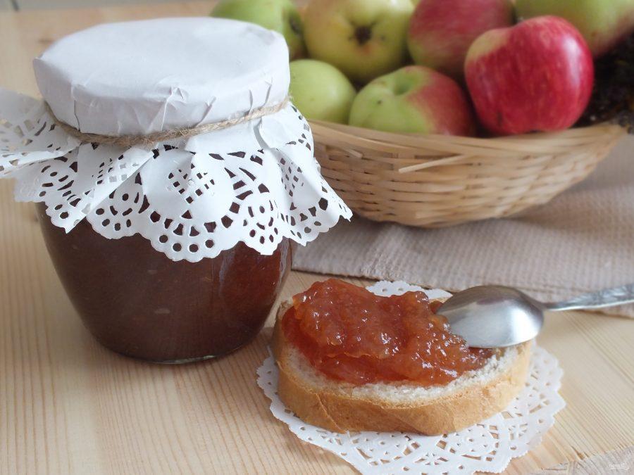 Яблочное повидло: 5 вариантов приготовления