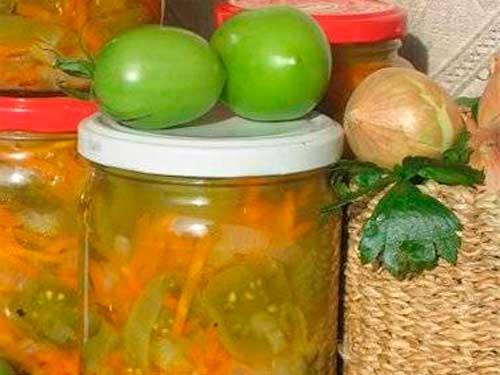 9 лучших рецептов приготовления аджики Объедение из зеленых помидор на зиму