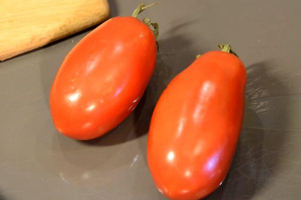 Сорт томата сан марцано описание