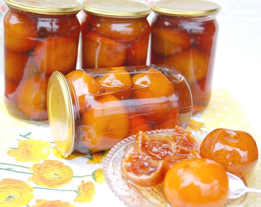 Простые рецепты приготовления варенья из мандаринов на зиму - всё про сады