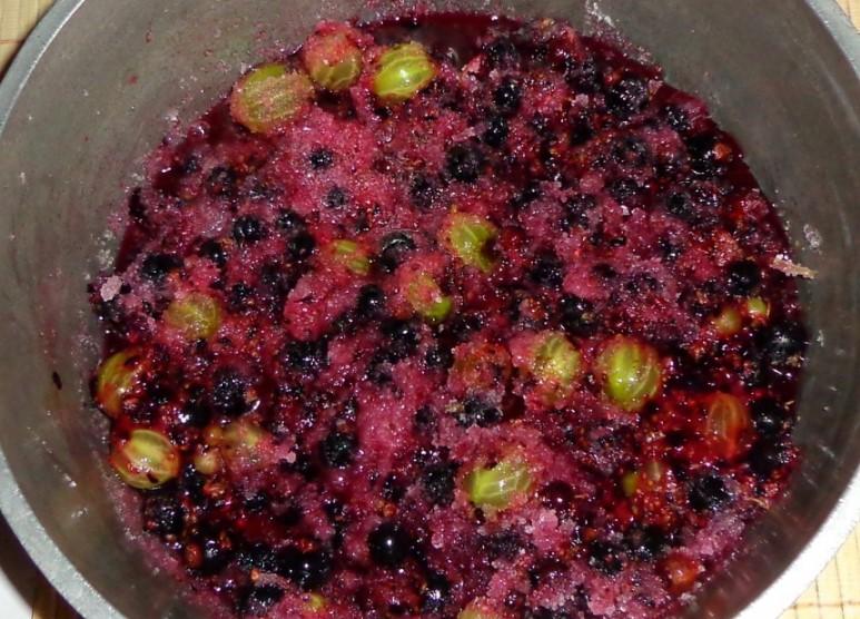 Варенье из крыжовника и смородины (черной или красной): рецепты, как приготовить