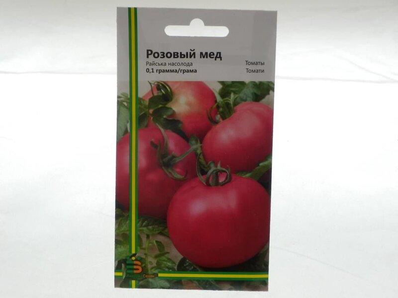 Описание и характеристика сорта томата «розовый мед»