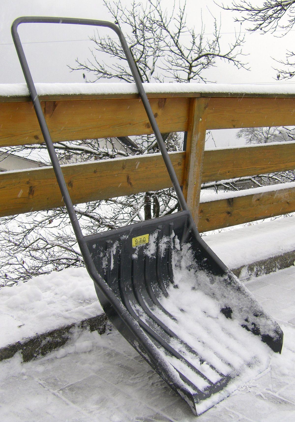 Приспособления для уборки снега » изобретения и самоделки