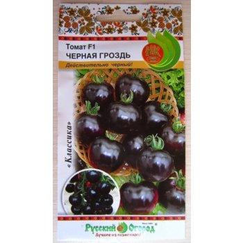 """Томат """"черная гроздь"""": описание сорта, характеристики плодов-помидоров, рекомендации по уходу и выращиванию, а так же фото и видео-материалы русский фермер"""