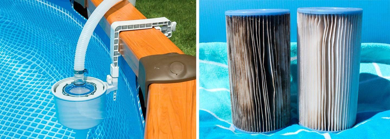 Фильтры для бассейнов