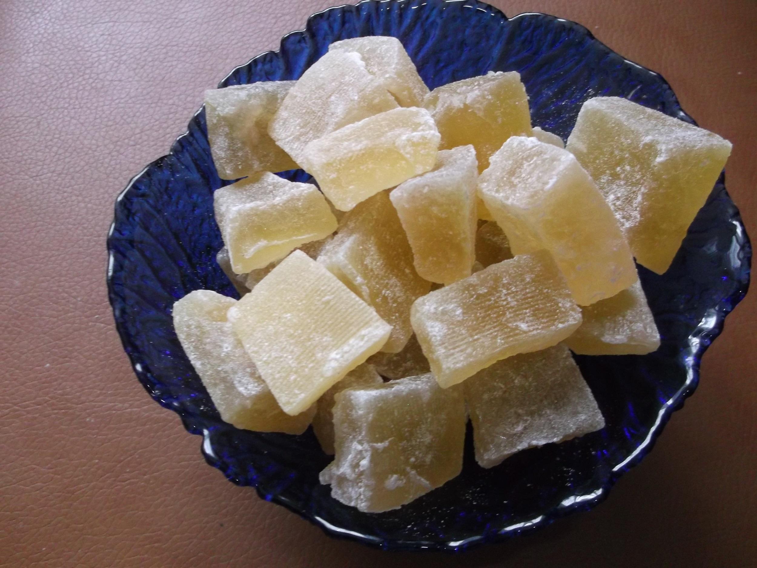 Цукаты из арбузных корок - как быстро и вкусно готовить с лимоном или лаймом в сахарном сиропе