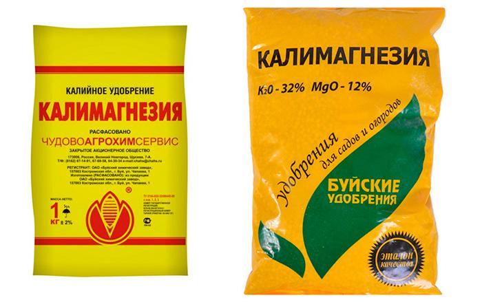 Состав и использование удобрения сульфат калия