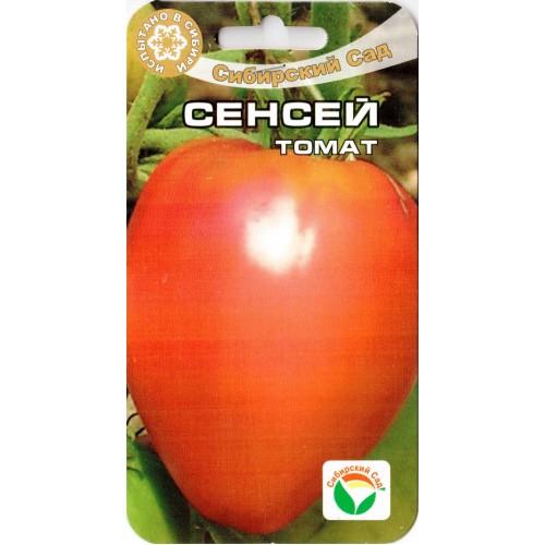 Томат сенсей: описание сорта, фото, отзывы, характеристика, урожайность, видео