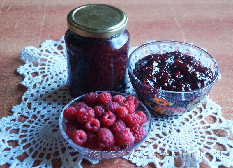 Варенье изежевики: 6 рецептов назиму сцелыми ягодами, сцитрусами, вмультиварке, без варки, «пятиминутка»