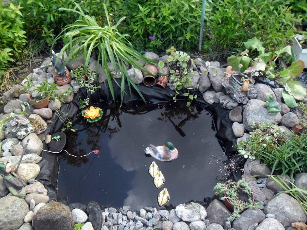 Водопад своими руками: для дачи, сада, домашний