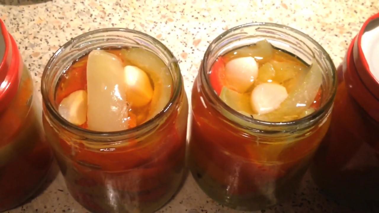 4 рецепта перца в масле на зиму– пальчики оближешь