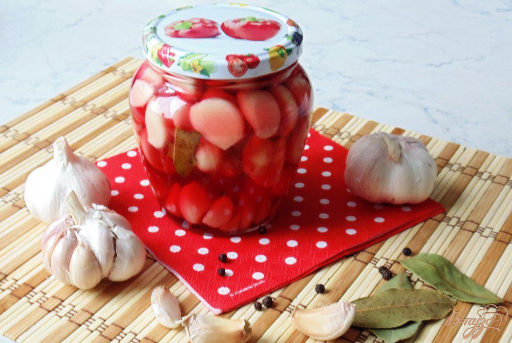 Маринованный чеснок на зиму: рецепты с фото пошагово