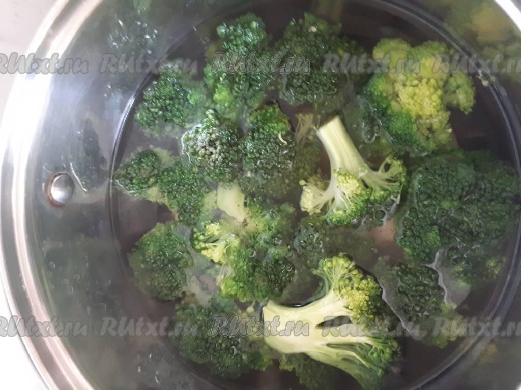 Сколько и как правильно варить свежую брокколи: 4 вкусных и полезных рецепта