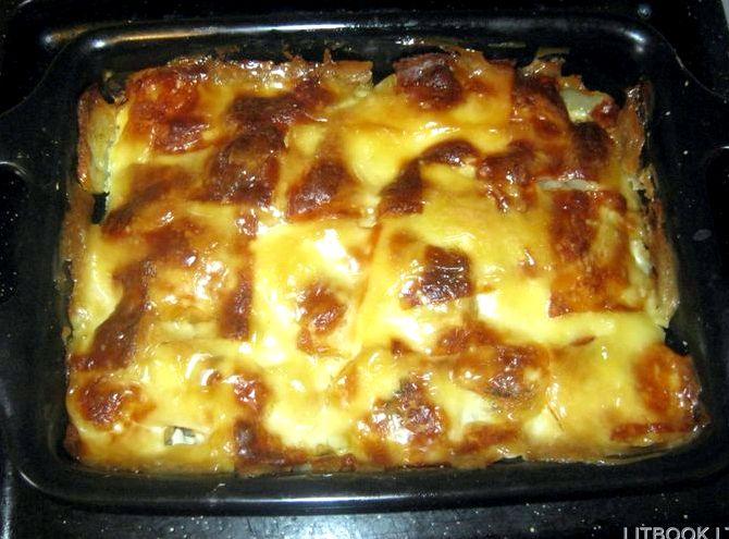 Картошка в сметане - 267 рецептов приготовления пошагово - 1000.menu