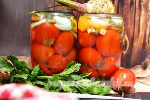 Маринованные помидоры быстрого приготовления на зиму: 16 лучших рецептов