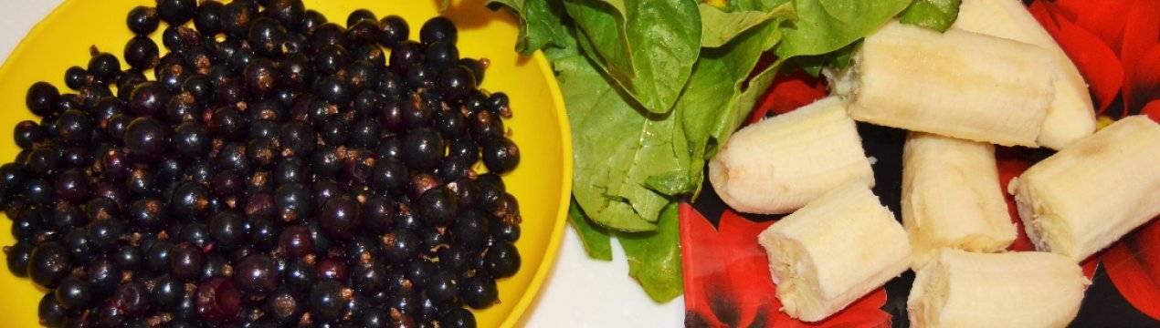 Варенье из черной смородины на зиму. 10 пошаговых рецептов с фото | народные знания от кравченко анатолия