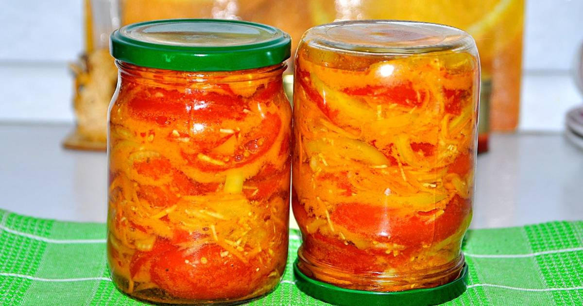 Помидоры по-корейски: 5 самых вкусных рецептов на зиму быстрого приготовления