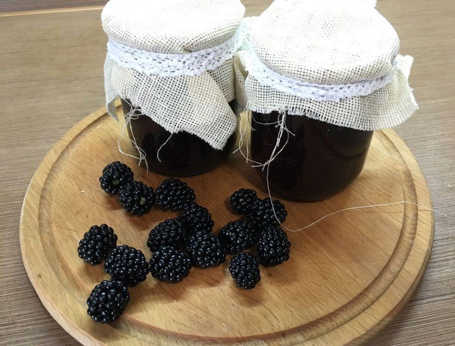 3 лучших рецепта приготовления ежевики с сахаром на зиму без варки