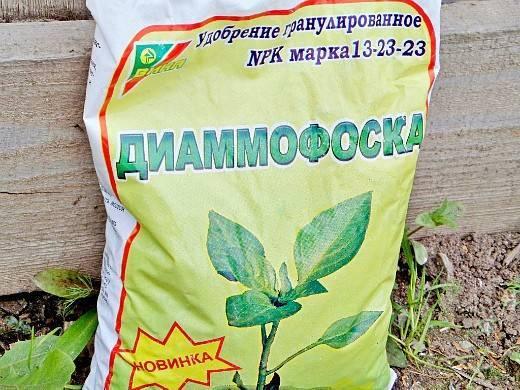 Азофоска: состав, применение удобрения на огороде и в саду, инструкция