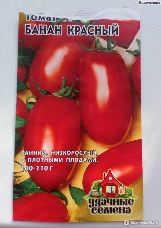 Томат банан красный, желтый и оранжевый: разновидности сорта
