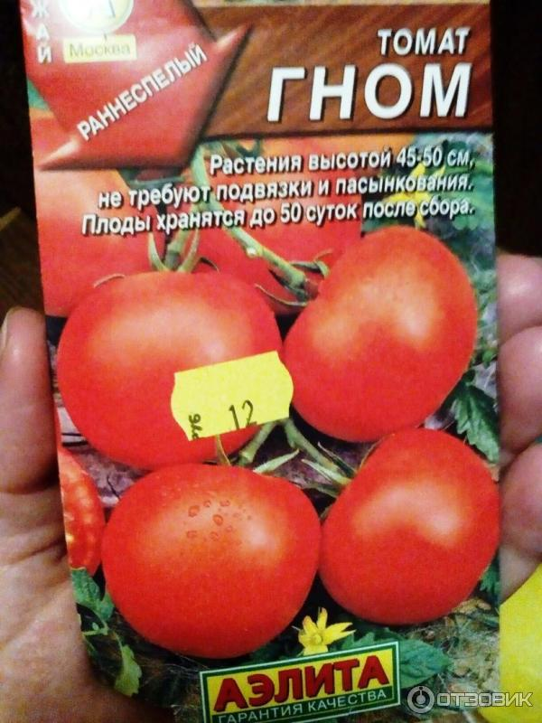 Томат веселый гном: характеристика и описание сорта, урожайность с фото