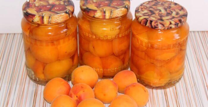 Вкуснейшие дольки абрикосов в сиропе на зиму: рецепты для гурманов