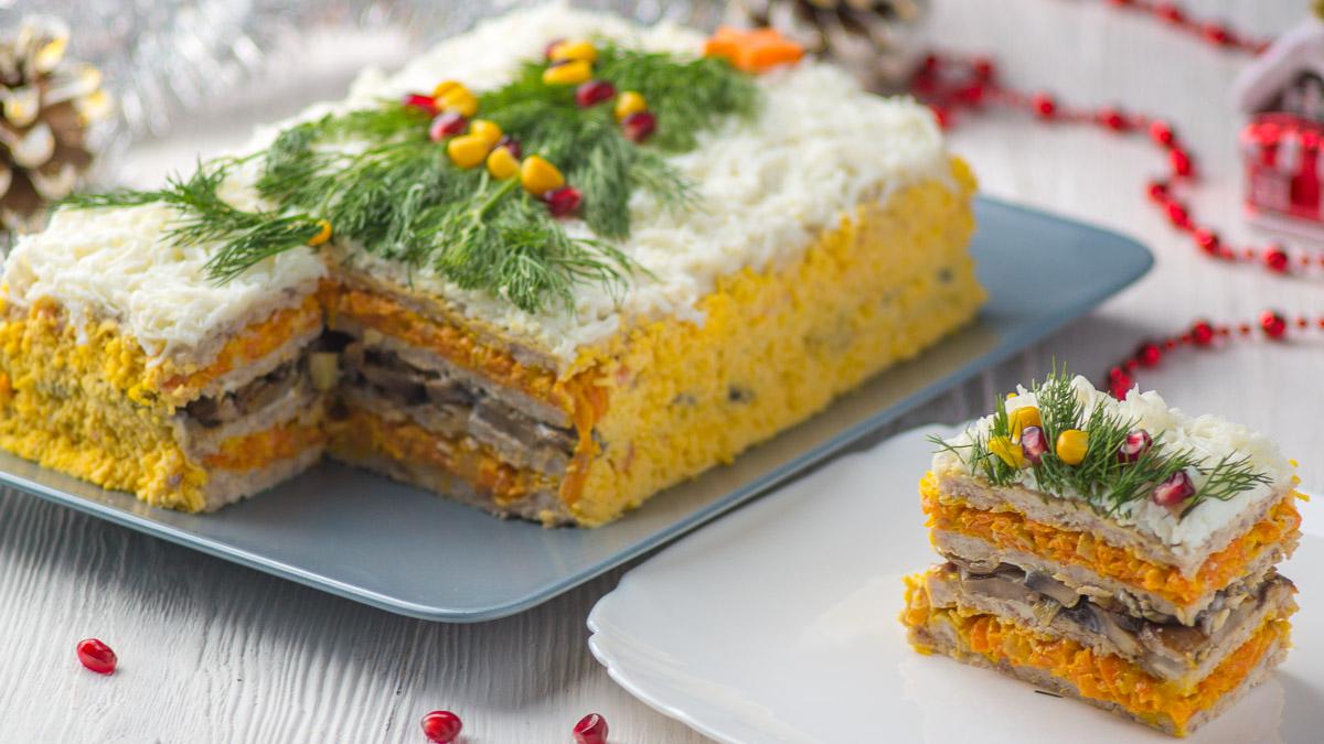 Торт на новый 2021 год - простые рецепты вкусных, домашних тортов