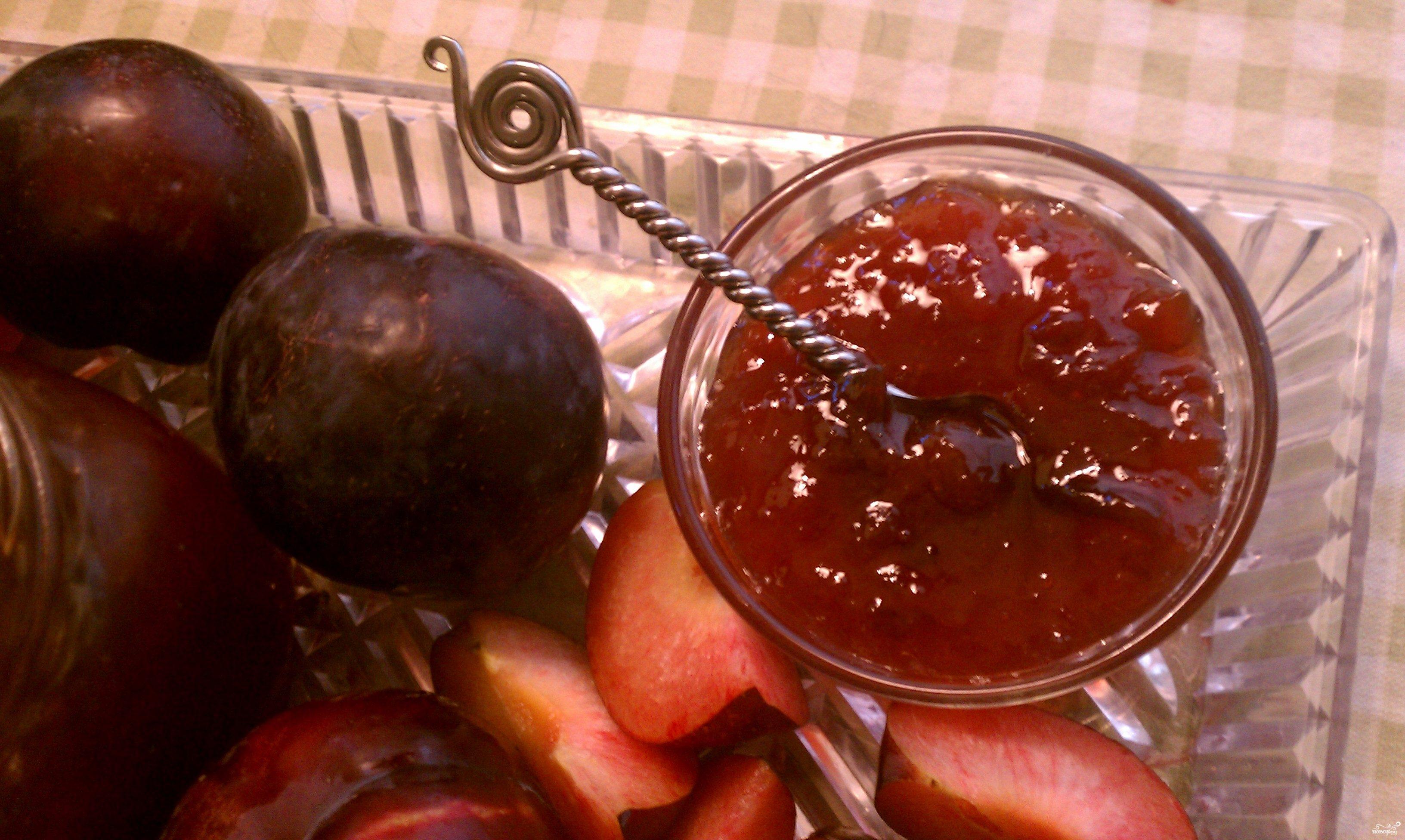 Варенье-пятиминутка из сливы без косточек: рецепты с фото