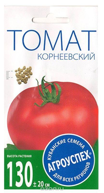 Томат «корнеевский»: описание и характеристики сорта, рекомендации по выращиванию, фото плодов-помидоров