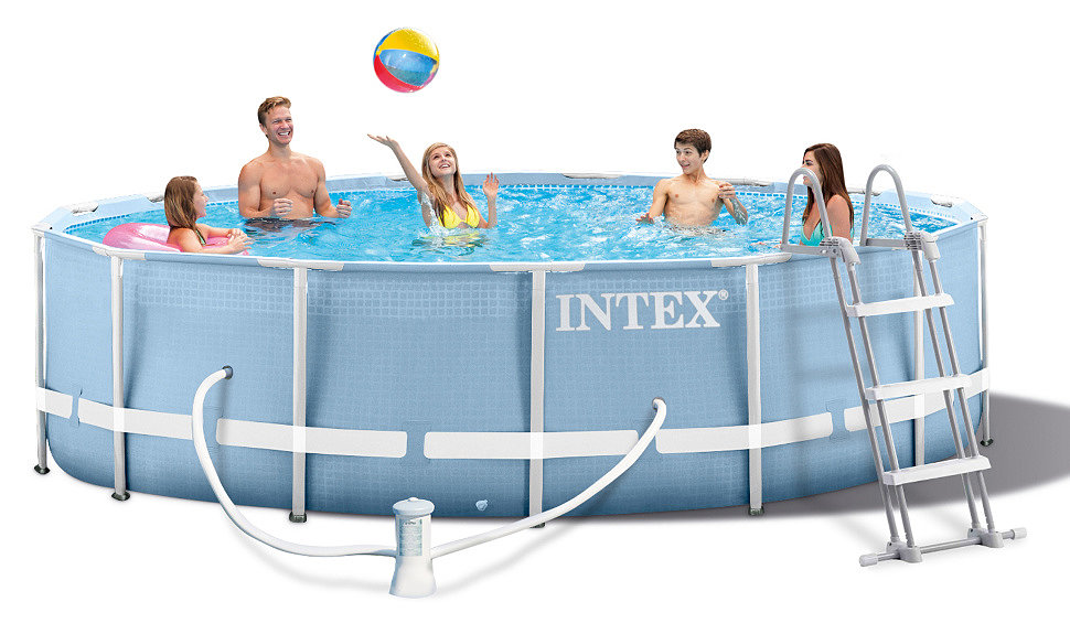 Рекомендации по выбору, приобретению и установке сборного бассейна - дачник