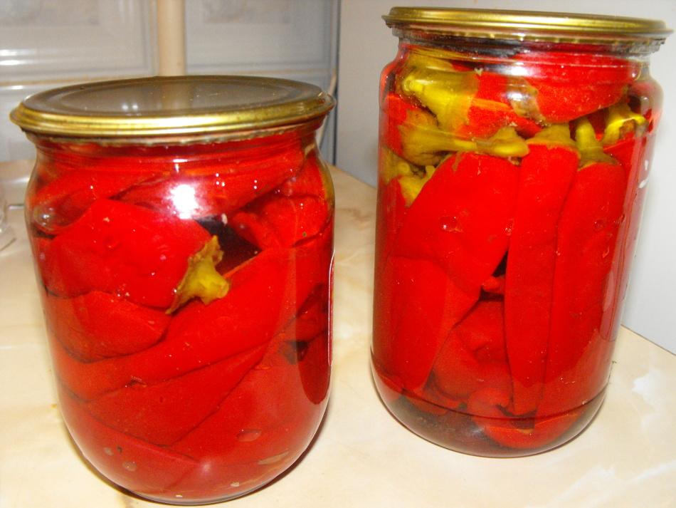 Топ-11 вкуснейших рецептов маринованных перцев на зиму, каких вы еще не пробовали